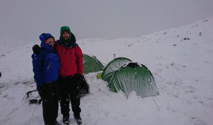 Winter Wildcamping