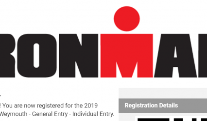 Ironman 70.3 Training – Week 2